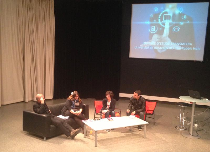 Journée d'étude Transmedia Bordeaux