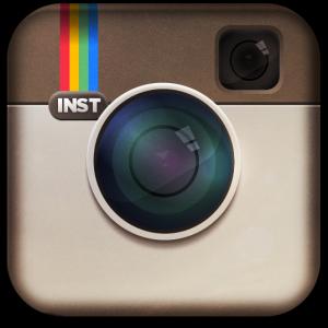 Application Instagram, service de partage de photos et de vidéos.