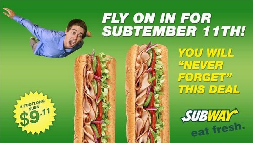 Fake Subway